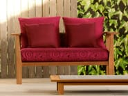 2 seater garden sofa INOUT 02 - Gervasoni
