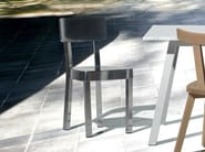 Aluminium chair INOUT 23 IN - Gervasoni