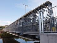 Bridge and modular pontoon JANSON PANEL BRIDGES - JANSON BRIDGING ITALIA