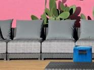 Modular garden armchair INOUT 206 - Gervasoni
