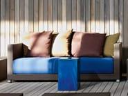 Design 3 seater garden sofa INOUT 203 - Gervasoni