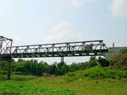 Bridge and pedestrian footbridge JANSON PEDESTRIAN BRIDGES - JANSON BRIDGING ITALIA