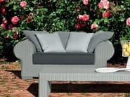 2 seater sofa INOUT 601 - Gervasoni