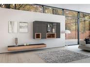 Sectional lacquered storage wall NEO | Storage wall - Hülsta-Werke Hüls