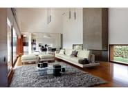 Sectional fabric sofa ARTIS - Ditre Italia