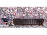 4 seater garden sofa INOUT 904 - Gervasoni