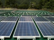 Support for photovoltaic system PV BLOCK - CENTROMETAL