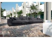 Sectional fabric sofa BUBLÈ | Sectional sofa - Ditre Italia