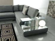 Sectional fabric sofa BIJOUX | Sectional sofa - Ditre Italia