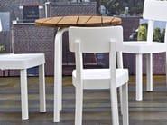 Round garden table INOUT 841 - Gervasoni