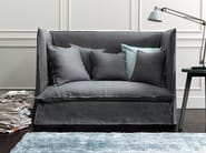 2 seater high-back sofa GHOST 18 - Gervasoni