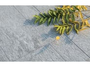 Outdoor floor tiles LUSERNA FIAMMATA GRIGIA - B&B
