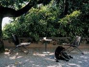 Steel garden armchair BERENICE | Garden armchair - RODA