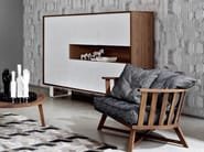Lacquered highboard SWEET 67 - Gervasoni