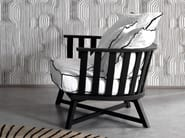 Armchair with armrests GRAY 07 - Gervasoni