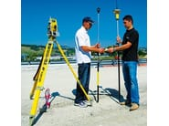 Topographic surveying mobile device (palmtop) MERCURIO - Topcon Positioning Italy
