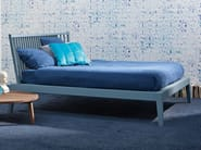 Double bed with removable cover GRAY 70 - Gervasoni