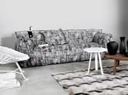 4 seater fabric sofa NUVOLA 12 - Gervasoni