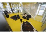 Fabric floor lamp TYPOGRAPHIA EXCLAMATION ! - TABISSO