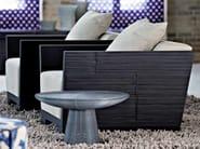 Armchair with armrests OTTO 105 - Gervasoni