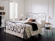 Iron double bed ALTEA - Bontempi Casa