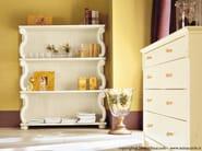 Solid wood bookcase LEEDS | Bookcase - Minacciolo