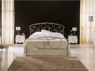 Iron double bed GLICINE - Bontempi Casa