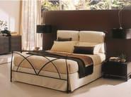 Iron double bed MANON | Double bed - Bontempi Casa