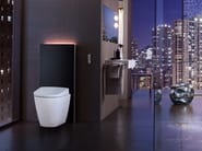 Ceramic toilet with bidet AquaClean Sela - Geberit Italia