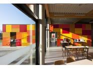 Metal sheet and panel for facade SISTEMA FACCIATA - ALPEWA