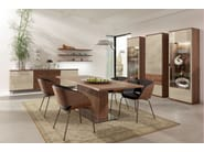 Upholstered lacquered chair D5-1 | Chair - Hülsta-Werke Hüls