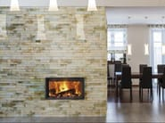 Indoor glass wall tiles PRIVILEGE MULTICOLOR - Brecci by Eidos Glass