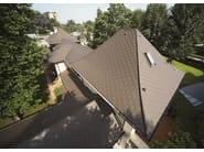 Metal sheet and panel for roof Sistema di rivestimento per tetti - ALPEWA