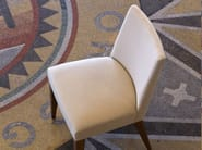Upholstered fabric chair METRO 01 - Very Wood
