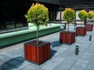 Steel Flower pot FLORIUM - mmcité 1