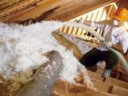 Loose mineral aggregate SUPAFIL LOFT 045 - KNAUF INSULATION - Chivasso