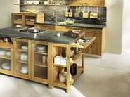 Wooden kitchen with island LOFT | Kitchen - TEAM 7 Natürlich Wohnen