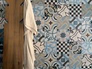 Porcelain stoneware wall tiles CEMENTINE 20 | Wall tiles - Ceramica Fioranese