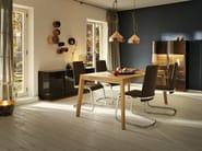 Cantilever fabric chair F1 | Fabric chair - TEAM 7 Natürlich Wohnen