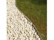 Aluminium lawn edging ALUBORD - GRANULATI ZANDOBBIO