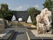Natural stone sculpture SODALITE - GRANULATI ZANDOBBIO
