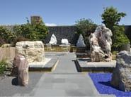 Onyx sculpture ONICE LUCIDO - GRANULATI ZANDOBBIO