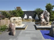 Natural stone sculpture ANGEL SPARKS   Sculpture - GRANULATI ZANDOBBIO