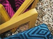 Fire retardant jacquard washable Trevira® CS fabric MODERN ILLUSION - Dedar