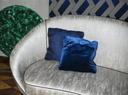 Solid-color fabric for curtains SHIMMER - Dedar