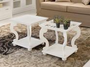 Solid wood coffee table LEEDS | Coffee table - Minacciolo