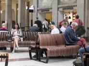 NOVA SERIES seamless seating concept
