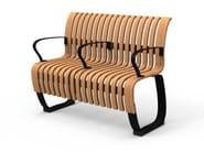 NOVA SENIOR single (with armrests)