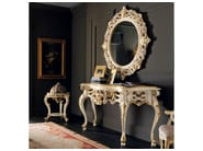 Classic luxury console table and mirror - Villa Venezia Collection - Modenese Gastone