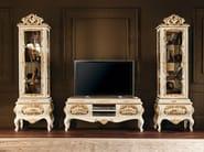 Display cabinet classic interior design Italian furniture - Villa Venezia Collection - Modenese Gastone